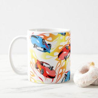 Street racing coffee mug