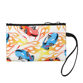 Street racing coin purse