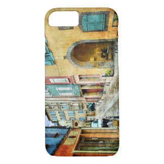 Street Scene European iPhone Case