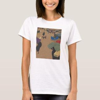 Street Scene in Paris T-Shirt