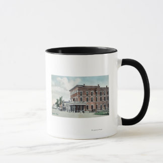 Street SceneGlendive, MT Mug