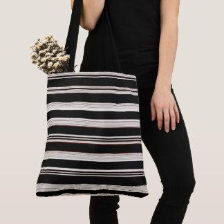 Street-Style-Metro-Black-Totes_Bag''s_Multi-Style' Tote Bag