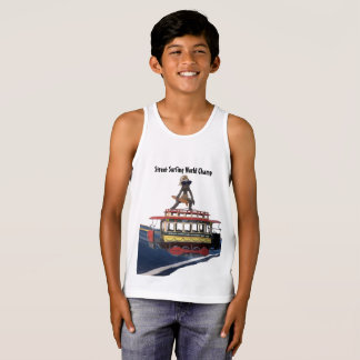 Street Surfing World Champ Tank Top