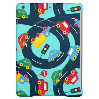 Street traffic case for iPad air