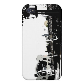 Street view - Lodnon Covers For iPhone 4