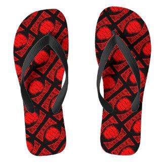 street warrior flip flops