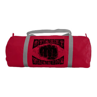 street warrior gym bag