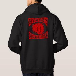 street warrior hoodie
