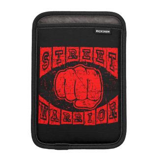 street warrior iPad mini sleeve