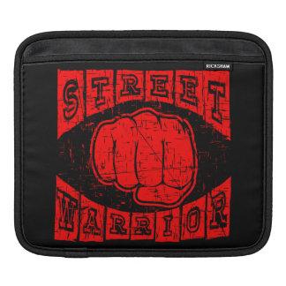 street warrior iPad sleeve