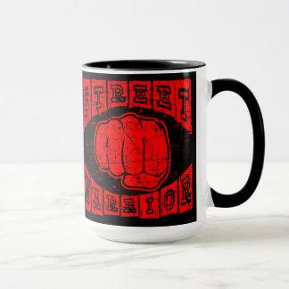 street warrior mug