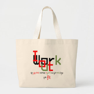 Street workout or Fitness. Tote Bag