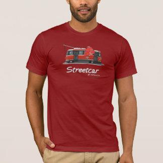 Streetcar Toronto T-shirt by Mafai.the.Dragon