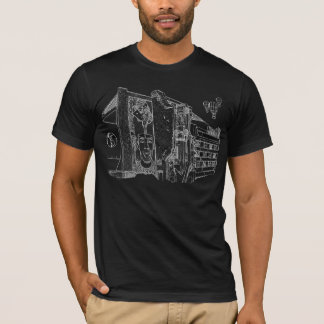 Streets and Architecture 9 White design T-Shirt
