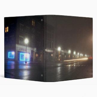 Streetscape IV - Greenfield as Paris Vinyl Binders