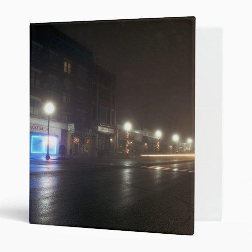 Streetscape IV  - Greenfield as Paris Binder