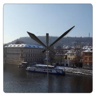 Střelecký Island, Prague Clock