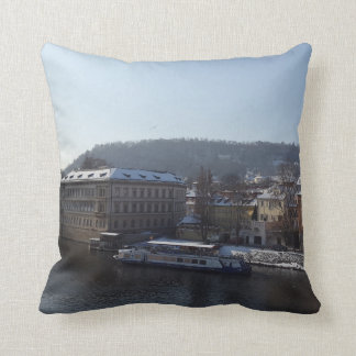 Střelecký Island, Prague Cushion
