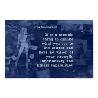 Strength and Inner-Beauty Print