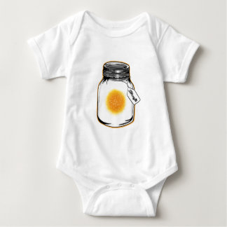 Strength Baby Bodysuit