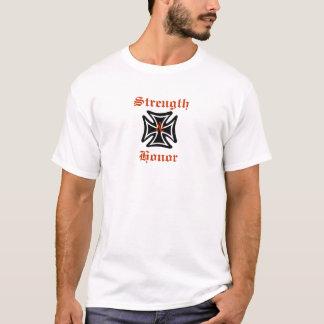 Strength & Honor, Iron Cross T-Shirt