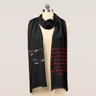 Strength in the Lord Scarf
