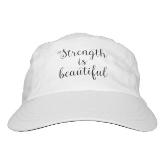 Strength is Beautiful Woven Hat