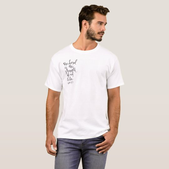Strength men's t-shirt