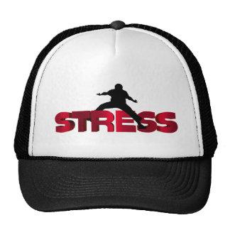 stress-853 trucker hat