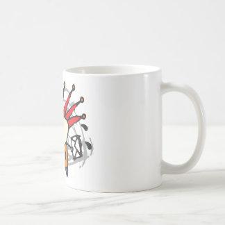 Stress Basic White Mug
