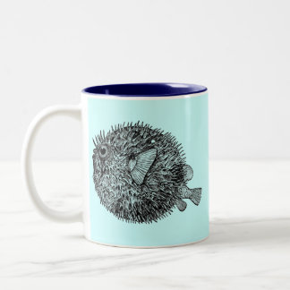 Stress Level Two-Tone Coffee Mug