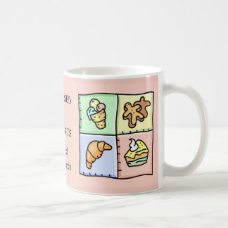 STRESSED is DESSERTS spelled backwards on Mug