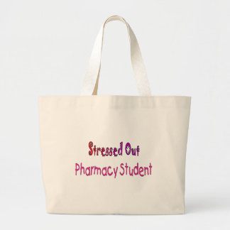 Stressed Out Pharmacy Student Bags