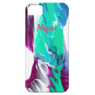 """""""Stretch"""" Abstract Painting iPhone 5 Cover"""