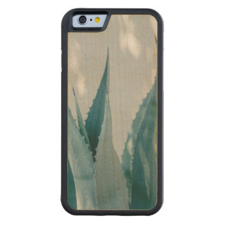 Stretch and Grow Carved Maple iPhone 6 Bumper Case