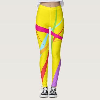 Stretch Color Leggings