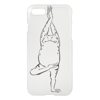 Stretch of frog iPhone 8/7 case