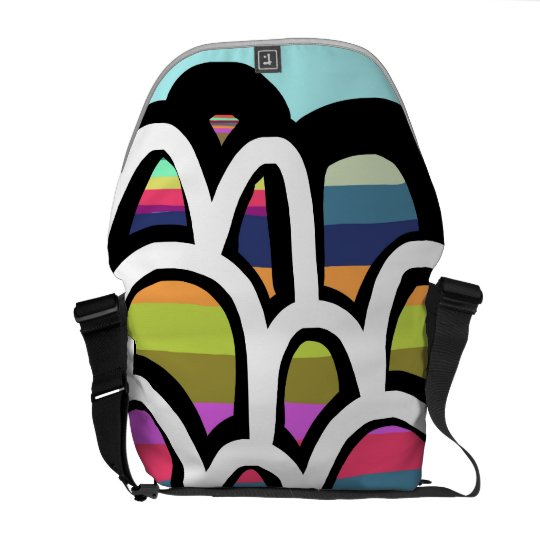 Stretch Your Imagination! Courier Bag