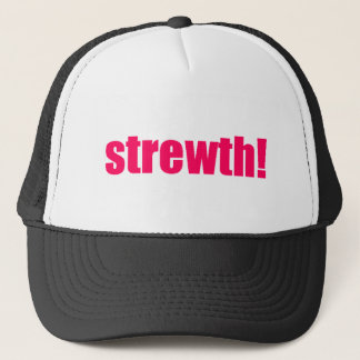 Strewth! Trucker Hat