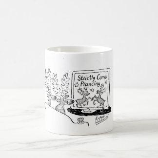 Strictly Come Prancing Coffee Mug