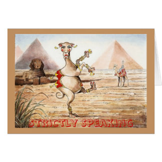 Strictly Speaking Camel Card