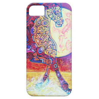 Striding magic horse iphone iPhone 5 covers
