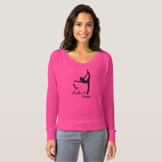 Strike a Pose ~ Yoga Inspired Fashion Wear T-shirt