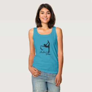 Strike a Pose ~ Yoga Inspired Fashion Wear Tank Top