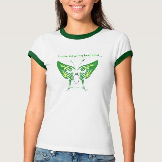 Strike Club Unltd. Butterfly Beauty T-Shirt