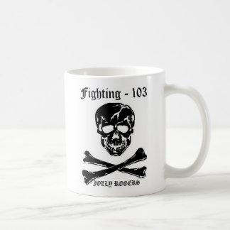 Strike/Fighter Squadron VFA-103 Coffee Mug