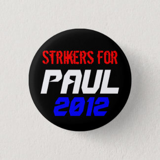 Strikers for Paul 1 Inch Round Button