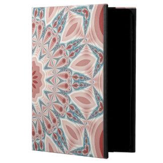 Striking Modern Kaleidoscope Mandala Fractal Art Powis iPad Air 2 Case