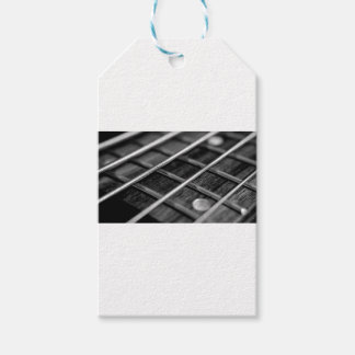 String Bass Guitar Music Rock Sound Instrument Gift Tags