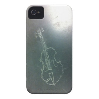 String Bean iPhone 4 Case-Mate Case